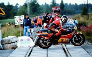 Барри Шин на Гран-При Финляндии (1978)