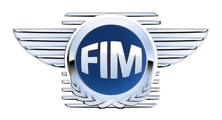 Логотип FIM