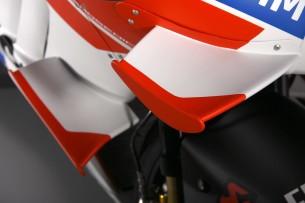 Крыло Ducati Desmosedici GP 2016