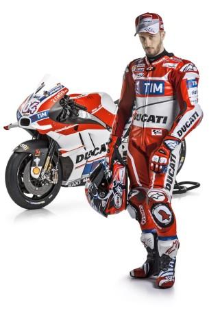 Андреа Довициозо, Ducati Desmosedici GP 2016