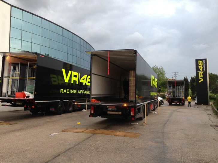 VR46 Racing Apparel