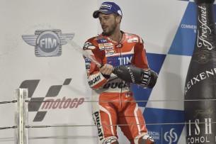 Андреа Довициозо, Гран-При Катара, MotoGP 2016