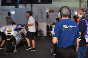 Michelin и Aspar Racing