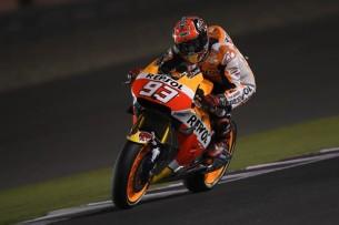Марк Маркес, Гонка MotoGP Гран-При Катара 2016
