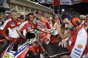 Андреа Ианноне, Гран-При Катара, MotoGP 2016