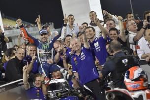Хорхе Лоренсо, Гран-При Катара, MotoGP 2016