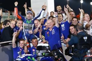 Хорхе Лоренсо, Movistar Yamaha MotoGP, Гран-При Катара 2016
