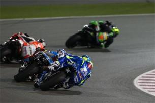 Алейш Эспаргаро, Рабат, Реддинг, Смит Suzuki Ecstar, Гран-При Катара, MotoGP 2016