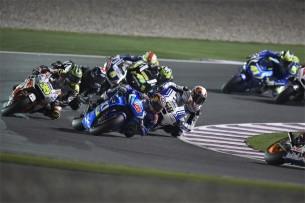 Гонка MotoGP Гран-При Катара 2016