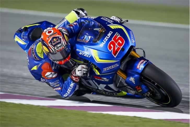 Маверик Виньялес Suzuki Ecstar MotoGP 2016