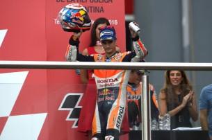 Дани Педроса, Repsol Honda MotoGP, Гран-При Аргентины 2016