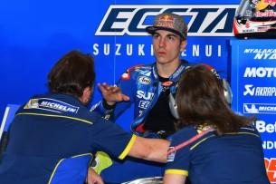 Маверик Виньялес, Suzuki Ecstar, MotoGP 2016