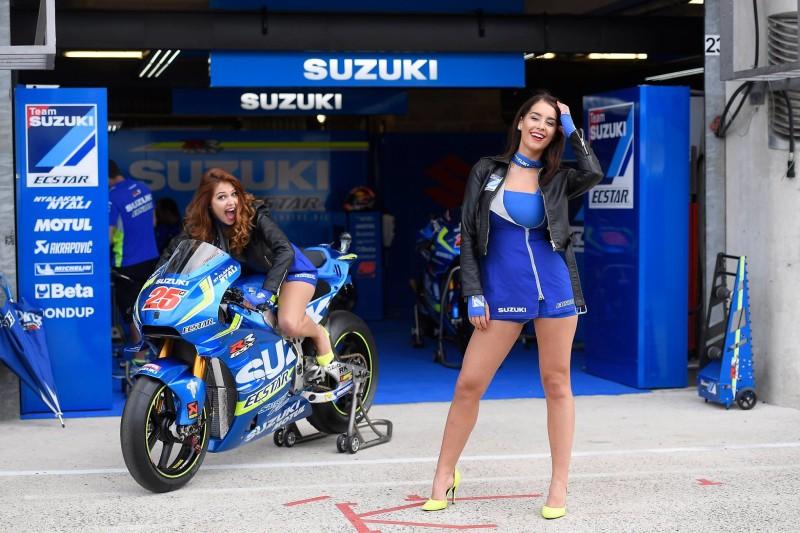Девушки на Гран-При Франции 2016