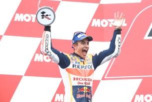 Марк Маркес, второе место, как победа
