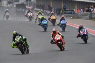 Гонка MotoGP Гран-При Германии 2016