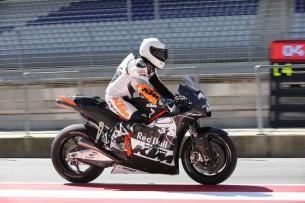 Мика Каллио, KTM RC16