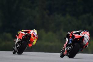 Гонка MotoGP Гран-При Чехии 2016