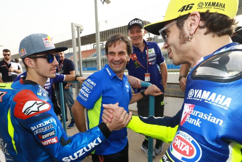 Бривио раскрыл, почему Лоренсо и Зарко не попали в Suzuki