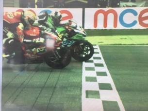 Гонка British Superbike (Ассен, 2016)