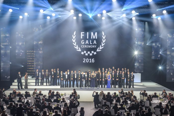 Церемония FIM Awards 2016
