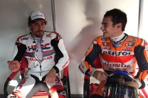 Алонсо и Педроса на Honda Thanks Day 2016