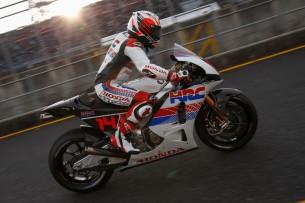 Фернандо Алонсо на Honda Racing Thanks Day 2016