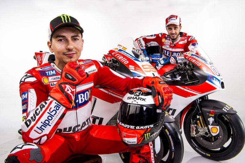 Лоренсо: Я бы каждый год бил Довициозо, если б остался в Ducati