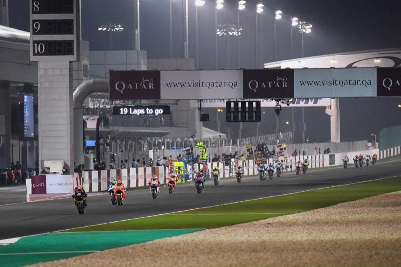 Dorna собирается начать сезон 2021 со сдвоенного ГП Катара