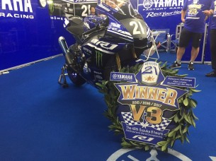 Yamaha выиграла Suzuka 8-Hours 2017