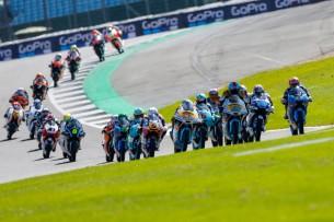 Гонка Moto3 Гран-При Великобритании 2017
