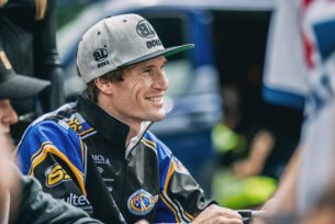 Джейсон Дойл - чемпион Speedway GP 2017