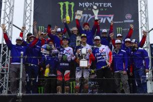 Франция - чемпион Motocross of Nations 2017