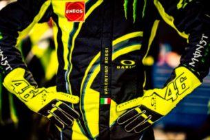 Валентино Росси на Monza Rally Show 2017