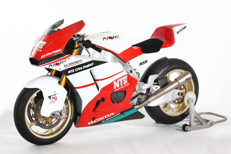Мотоцикл NTS NH6 (2016)