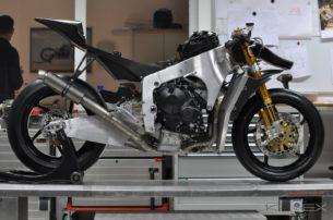 Шасси Kalex Moto2