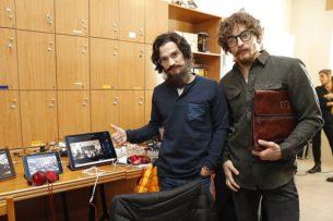Педроса и Маркес в шуточном видео Repsol