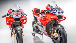 Презентация Ducati Team 2018