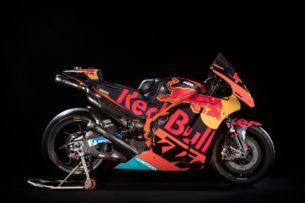 Презентация Red Bull KTM 2018