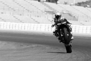 Кейси Стоунер на Ducati Panigale V4