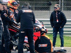 Макс Бьяджи (Junior Moto3 2018)