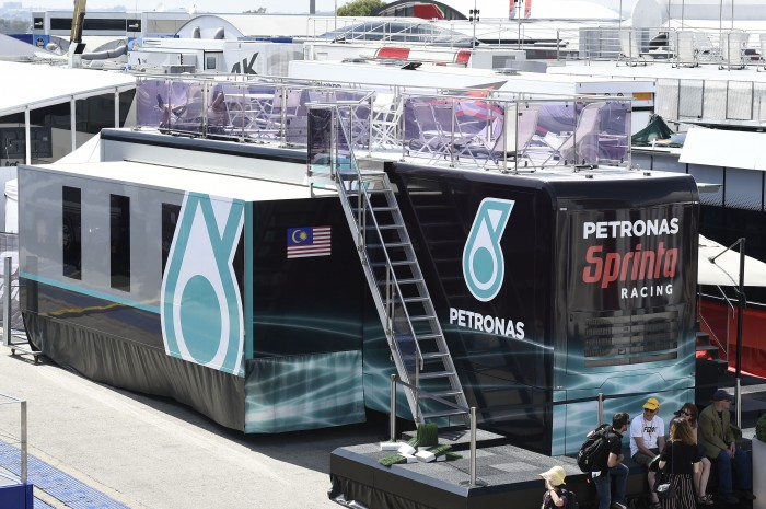 Petronas: '3 в 1' – большая цель, но, думаю, мы способны на это!