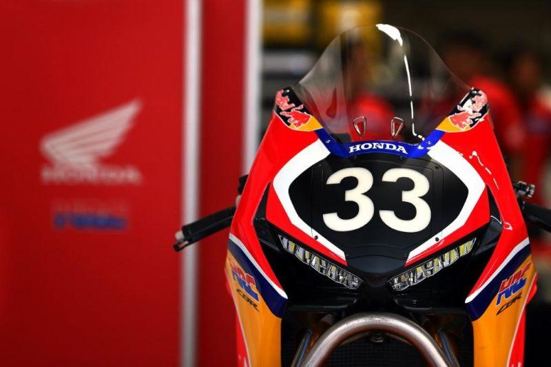 Honda CBR1000RRW для Suzuka 8-Hours 2018