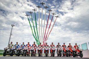Гонщики Ducati на World Ducati Week 2018
