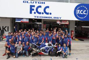 FCC TSR Honda France - чемпион EWC 2017/2018