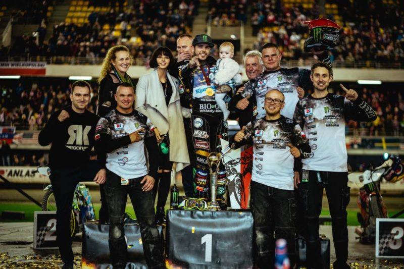 Тай Уоффинден - чемпион Speedway GP 2018