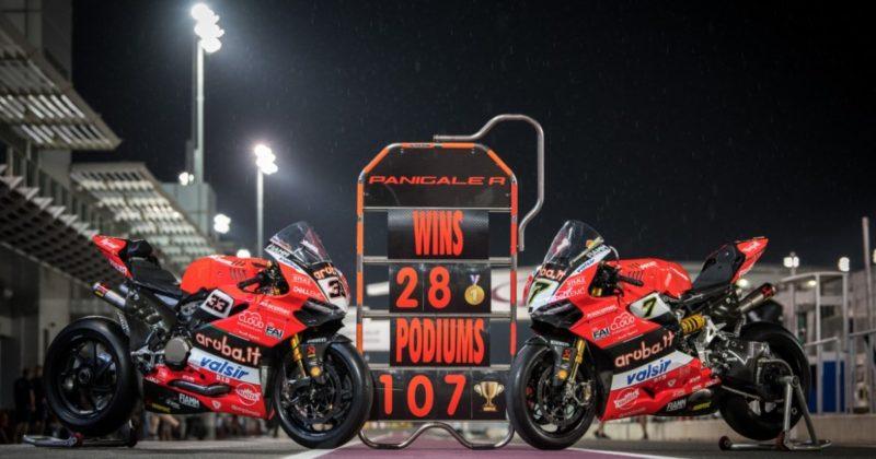 Ducati Panigale R (WSBK, Лосаил, 2018)