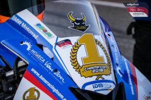 Илья Михальчик - чемпион IDM Superbike 2018