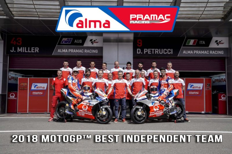Alma Pramac Racing (Сепанг, 2018)