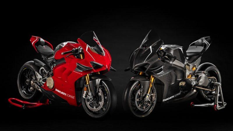 2019 Ducati Panigale V4 R (дорожный и гоночный)