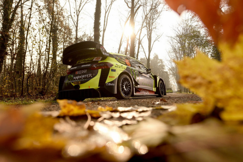 Валентино Росси (Monza Rally Show 2018)